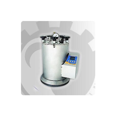 اتوکلاو آزمایشگاهی 25 لیتری