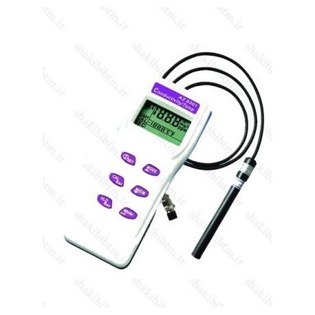 کنداکتیویمتر پرتابل مدل AZ 8301